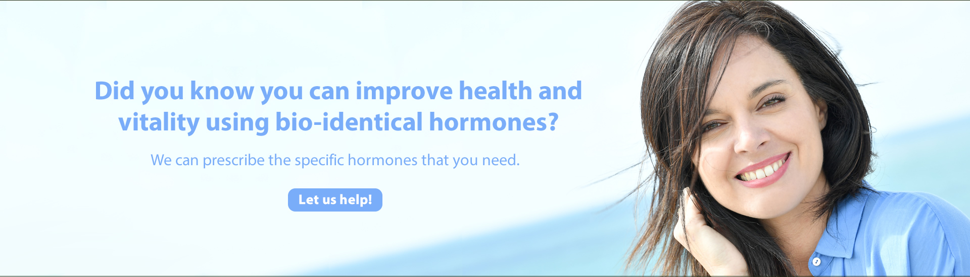 BHRT -  Bio-Identical Hormone Replacement Therapy Burlington